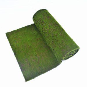 Artificial / Fake Moss Panels green moss wall option