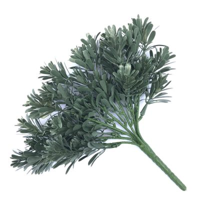 Acacia / Cypress artificial plant stem 25cm