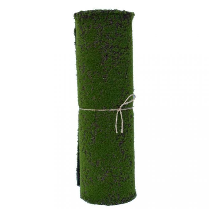 Artificial / Fake Moss Roll