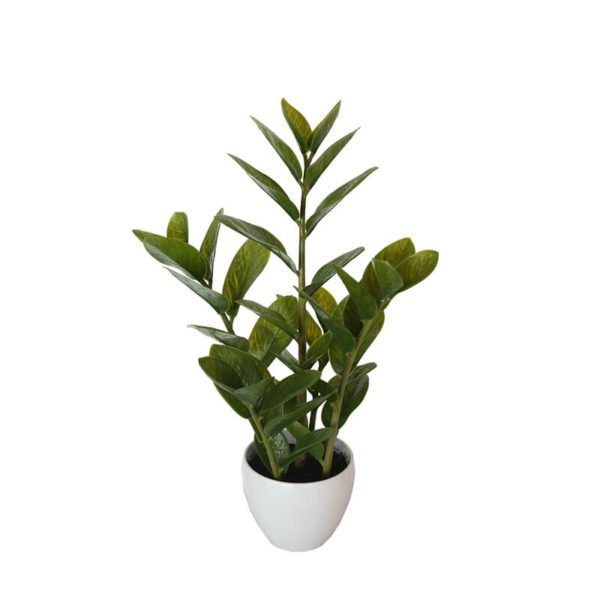 Artificial Potted Zanzibar 60 cm