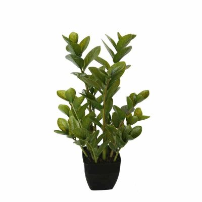 Artificial Potted Zanzibar 72cm