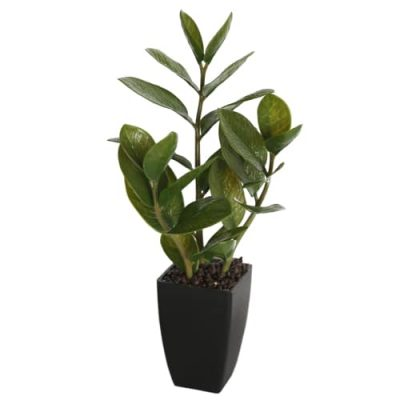 Artificial Potted Zanzibar 46cm