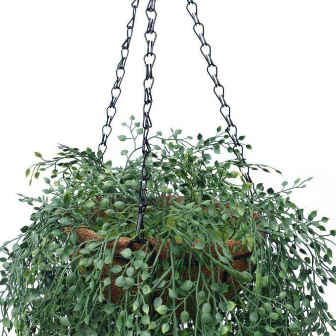 English Hanging Basket UV Resistant - Details