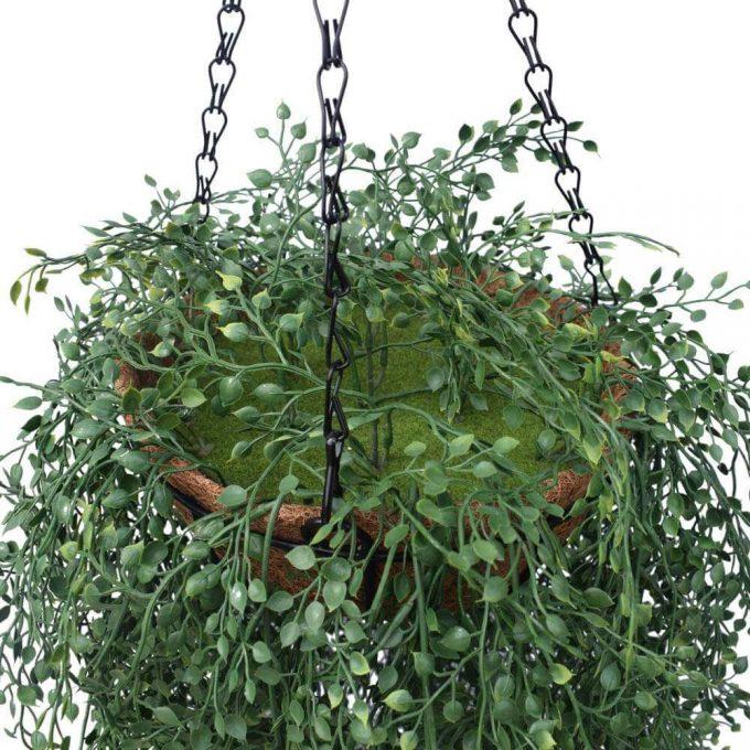 English Hanging Basket UV Resistant Details