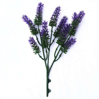 DLVS-111 26cm Artificial Small lavender Wall Plant (1)
