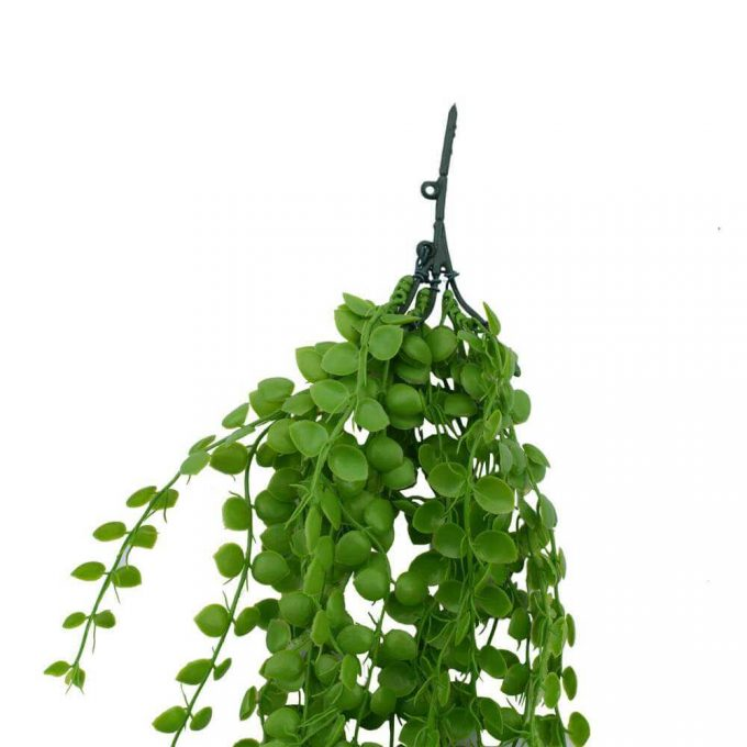 Artificial Hanging beads Wall Plant Details 2