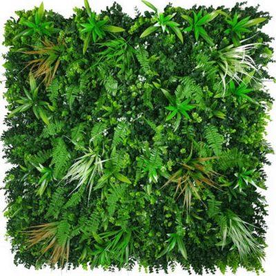 Wild Tropics dense artificial vertical garden (1)