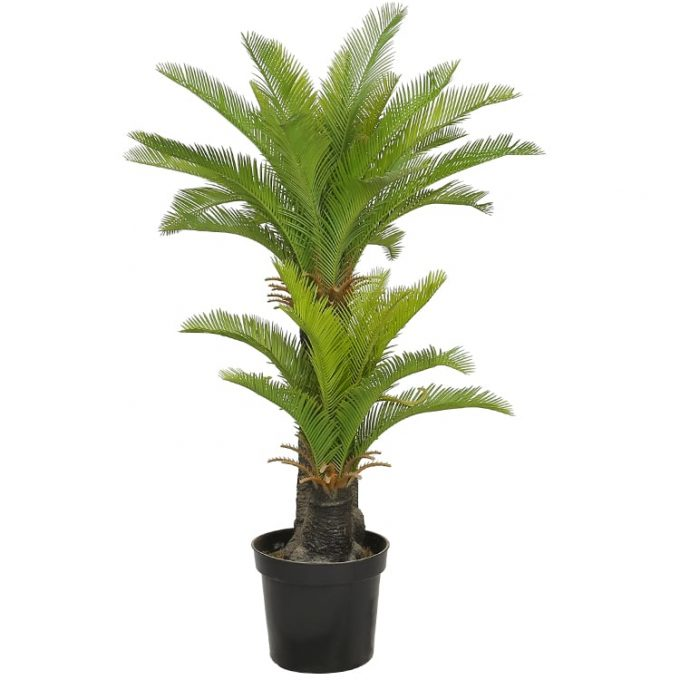 Artificial Multi Trunk Sago Cycad 130cm