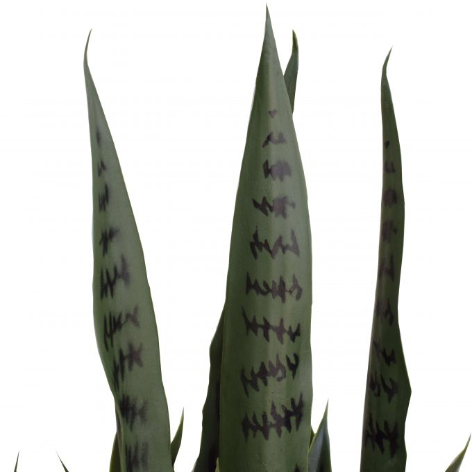 Artificial snake plant