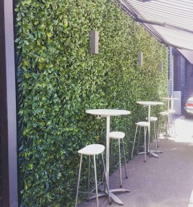 1m x 1m Vertical Garden Laurel Panels / Fake Hedge Panels