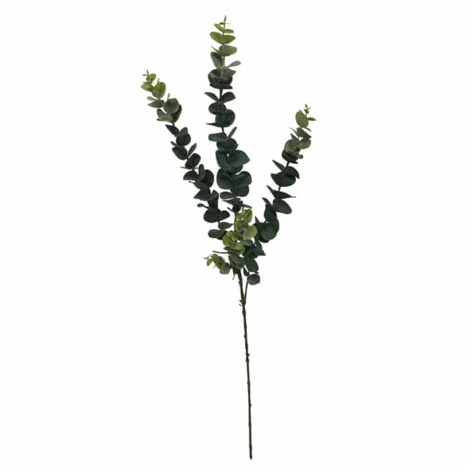 Artificial Plant Long Eucalyptus Stem 77 cm