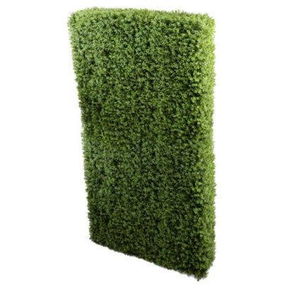 2m x 1m artificial buxus hedge (1)