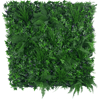 amazon jungle green wall panel