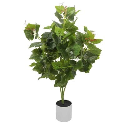 Artificial Faux Grape Vine Flower Buds