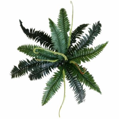 Artificial Dark Green Boston Fern