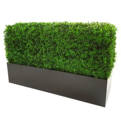 UV Resistant Portable Greenery and Artificial Hedges