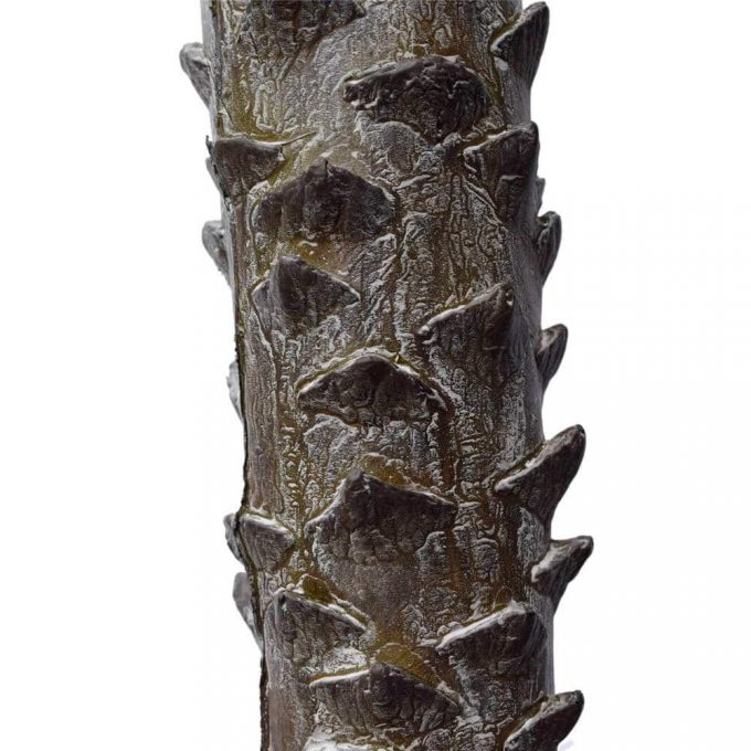 main section of uv fake palm tree trunk