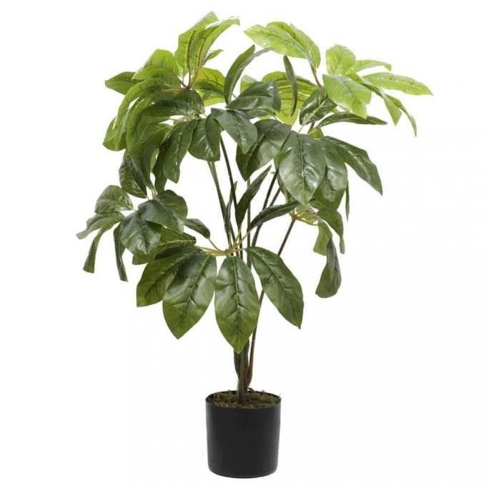 artificial potted umbrealla tree