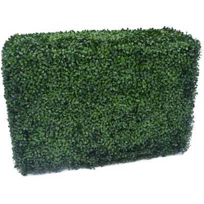 portable fake boxowod event hedge 75cm x 100cm
