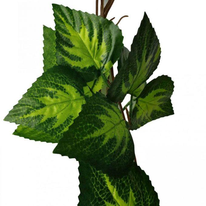 artificial pothos vine leaves