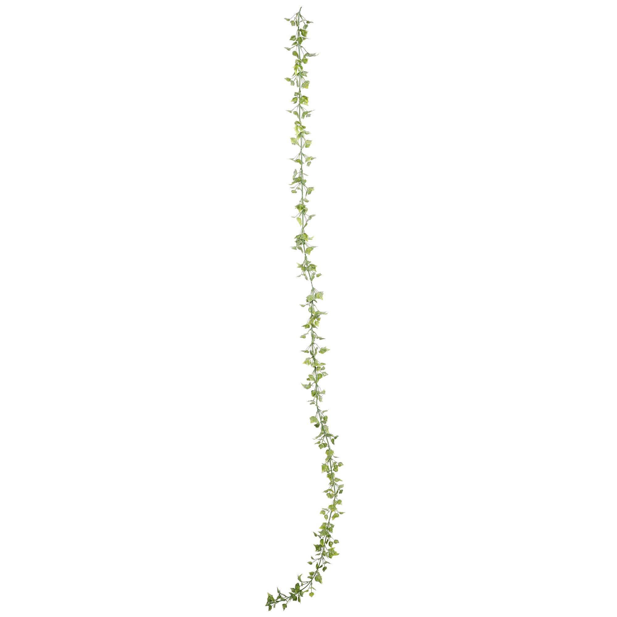 hanging English fake ivy garland
