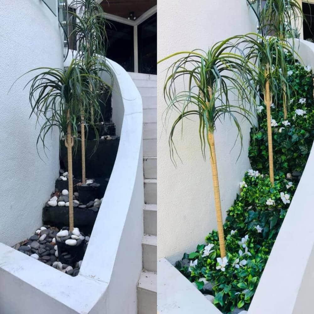 artificial garden bed in brisbane