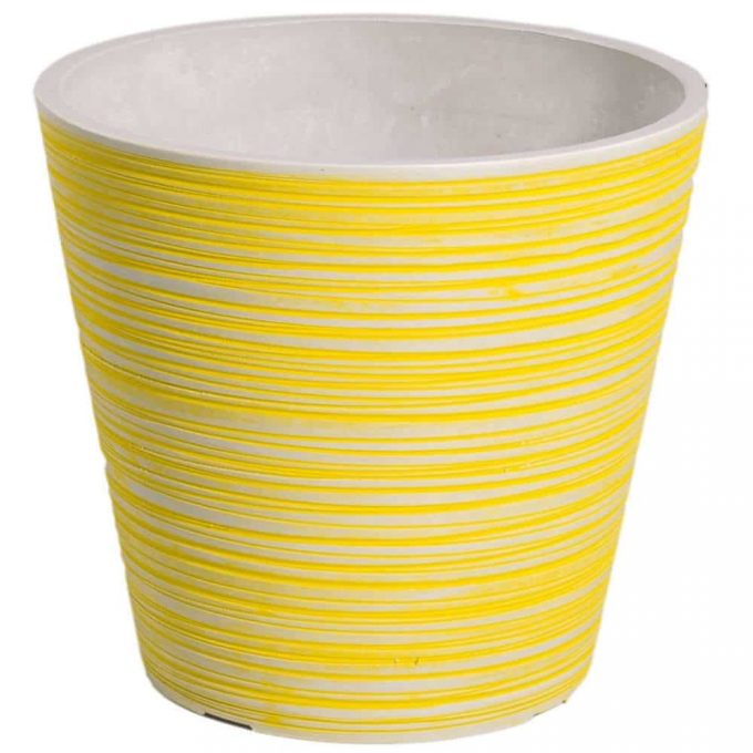 imitation plastic pot