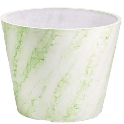 imitation marble home garden pot