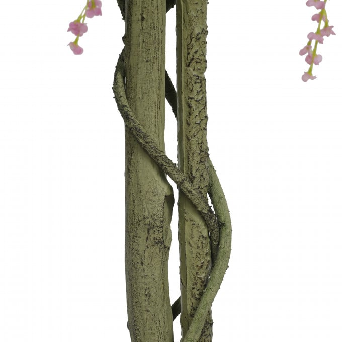 fake wisteria tree trunk
