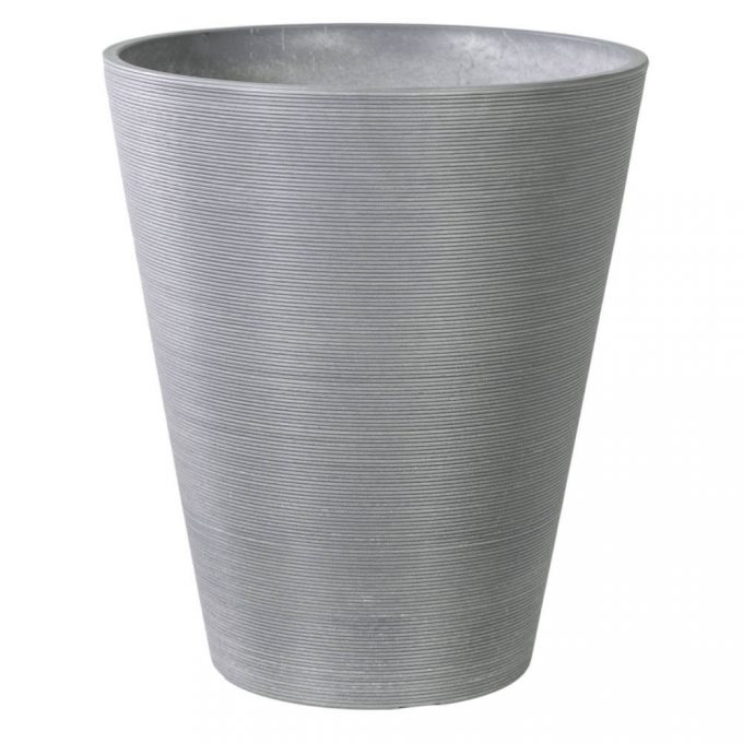 wholesale plastic pots and planters grey planter