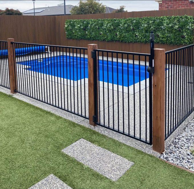 Vista Green Recycled Vertical Garden : Green Wall UV Resistant 100cm x 100cm2 copy poolside greenery