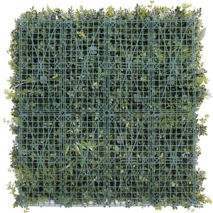 vista evergreen wall panel (fake green wall)