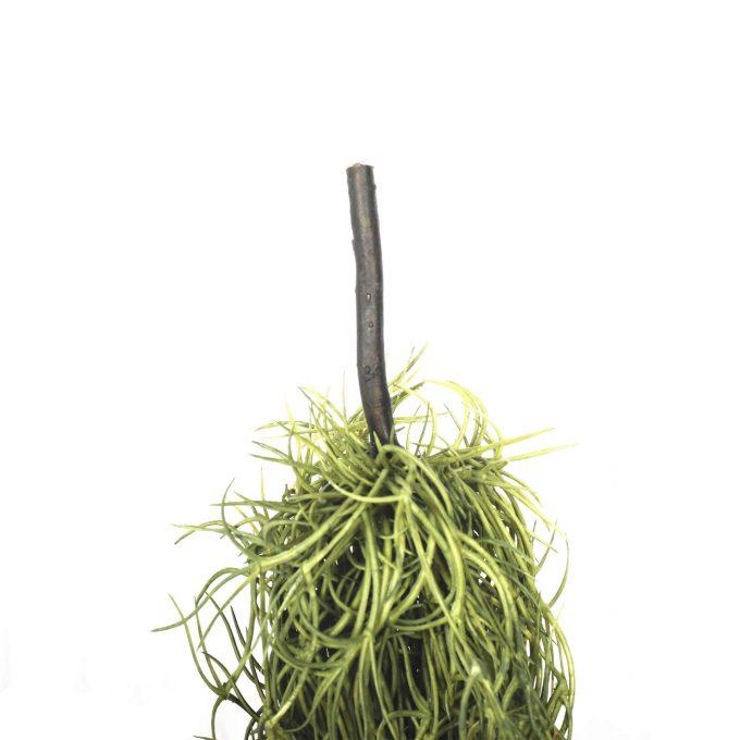 Spanish moss fake plant