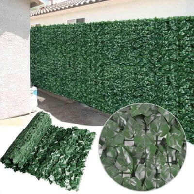Artificial Ivy Rolls, Garlands and Bushes
