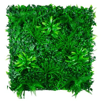UV Resistant Green Walls & Hedge Tiles