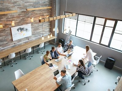 Collaborative-spaces-are-an-important-design-element-in-office-spaces-post-covid-19