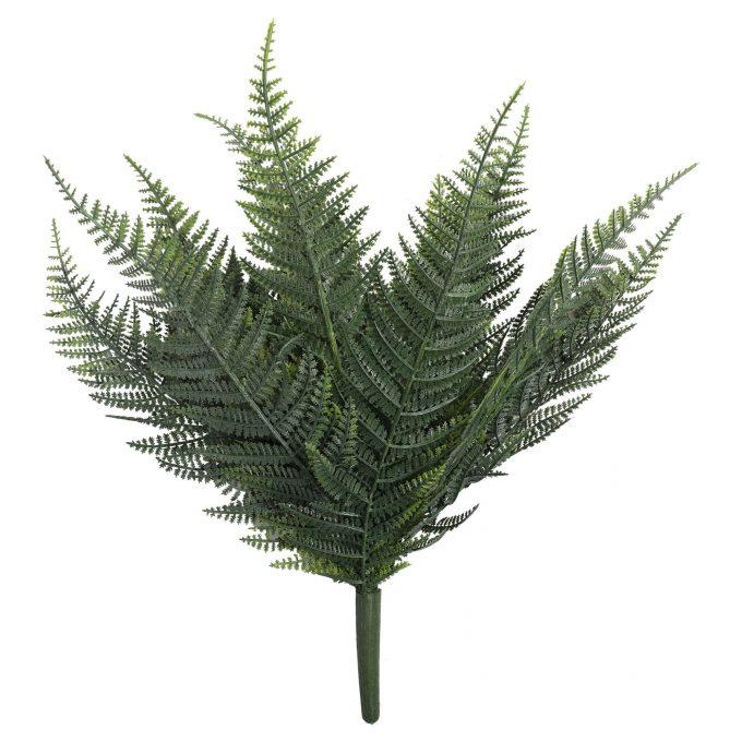 artificial fern stem outdoor