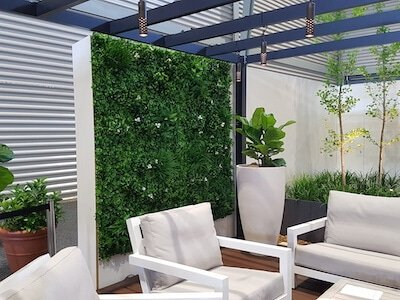 Knowing how to protect your artificial plants outside will help them look fresh for years