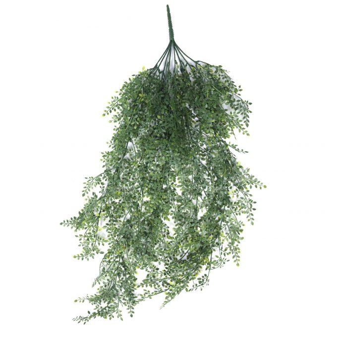 Artificial Hanging Maiden Hair Fern Bush